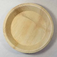 Eco Cart 8 Inches Round Areca Leaf Disposable Plates