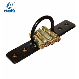 Buy Azuka Wall Mount Hook For Battle Rope Wall Anchor Hook Online Get 35 Off
