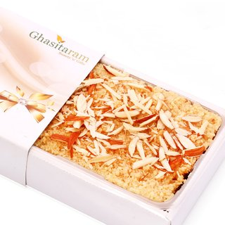 Ghasitaram Gifts Delicious Milk Cake