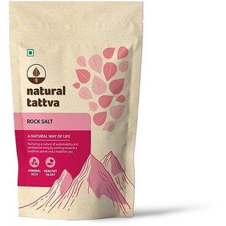 Natural Tattva Rock Salt 500Gm