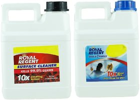 BNG SURFACE CLEANER 5 LTR WITH FREE GLASS CLEANER 5 LTR