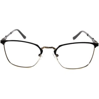Amar Lifestyle Reading Glasses +1.00 Single Vision golden brown metal round  Unisex  _ar20ai3na3237