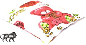New Born Baby Head Shaping Pillow Mustard Seeds - Baby Mix Print
