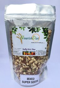 NourishDiet Super Seeds - Mixed Seed - Immunity Booster