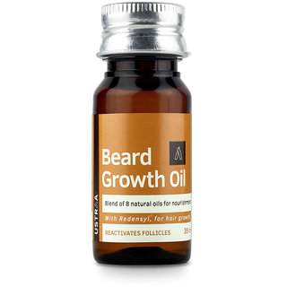 Ustraa Beard Growth Oil for Men - 35ml