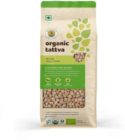 Organic Tattva Kabuli Chana (500gm)