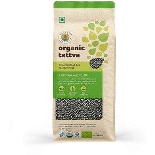 Organic Tattva Urad Black Whole (500gm)