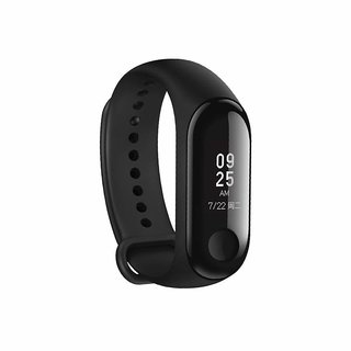 M3 Smart Wristband Fitness Activity Tracker Heart Rate Monitor Instant Message Incoming CallAlert Waterproof OLED Weathe