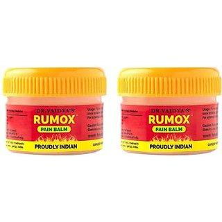 Dr. Vaidya's Rumox Balm | Ayurvedic Muscle & Joint Pain Relief Balm