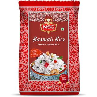 MSG Basmati Rice (Regular) 1kg