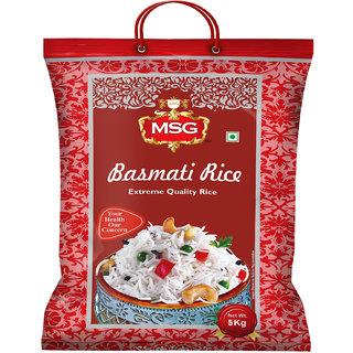 MSG Basmati Rice (Regular) 5kg