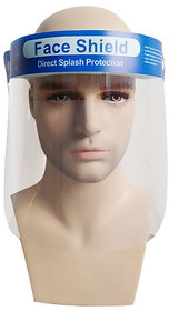 FACE SHIELD DIRECT SPLASH PROTECTION (THICK)