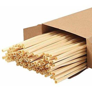 100 Wheat Grass Straws - Pack of 100