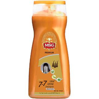 MSG Ayurvedic Sath Sath (7-7) Shampoo 100ml