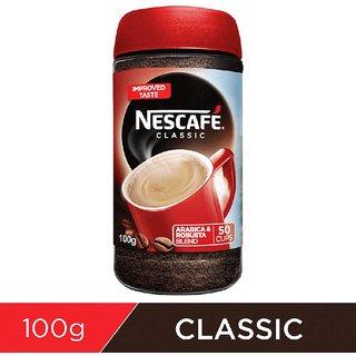 Nescafe Classic Coffee Asean Jar 100gm