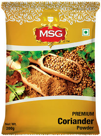 MSG Premium Coriander (Dhania) Powder 200g