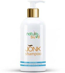 Nature Sure Jonk Shampoo Hair Cleanser for Men  Women  1 Pack (300ml)