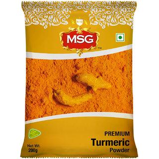 MSG Premium Turmeric (Haldi) Powder 200g