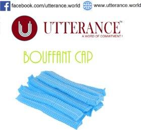 UTTERANCE Bouffant/ Surgical Cap PACK OF 200