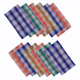 Cleaning Cloth Pack of 12 pcs (Small Size 55 cm x 28 cm )