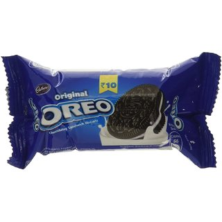 Cadbury Oreo Original Cream Biscuits(50g, Pack of 12)