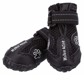 Trixie Walker Active Protective Boots for Dogs, 2 pcs (LXL)