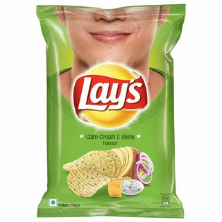 Lays American Cream & Onion Rs35 90G