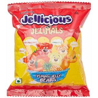 Jelimals Jelly Bears 30G