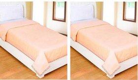 PREMIUM QUALITY COTTON TOP SHEET/ AC SHEET PAIR (2 TOP SHEETS 60X90 INCH)