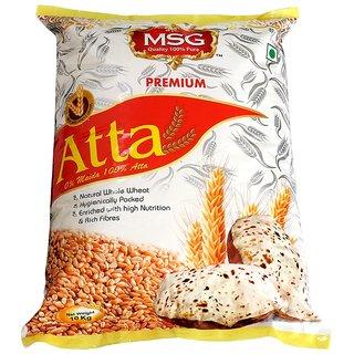 MSG Premium Chakki Fresh Atta 10kg
