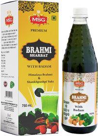 MSG Brahmi Badam Sharbat 750ml