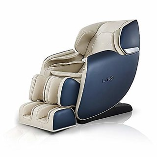 Lixo Massage Chair - LI4455, Deluxe Zero Gravity Massage Chair for Stress Relief, Full Body Massage Chair with Air Press