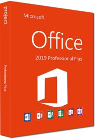 Microsoft Office 2019 Professional Plus (32/64 Bit) Lifetime Validity - MS Office 2019- Email Delivery- Digital Download