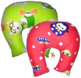 Baby Pillow U Shape (Pack of 2)