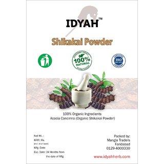 IDYAH Natural Shikaki Powder for Hair