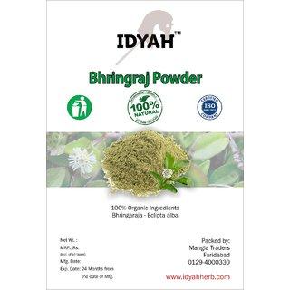 IDYAH Bhringraj Powder, Best for all types of hair problems