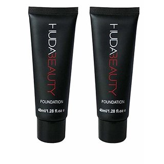 huda beauty Foundation 40ml pack of 2