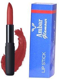 Ambar Lipstick 189 Red 4.2 g