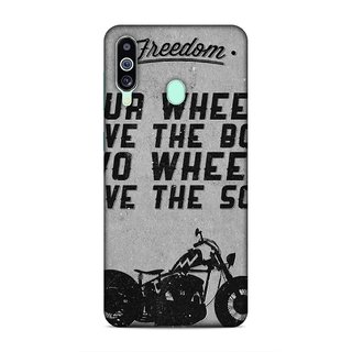 Printed Hard Case/Printed Back Cover for Samsung Galaxy M40/A60