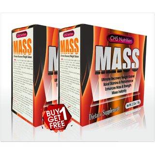 CHS Mass 1 kg Mass Gainer Powder
