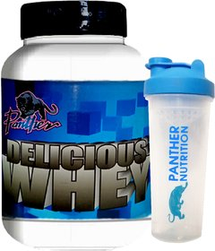 Panther Delicious Whey Supplement Powder (1kg) Chocolate