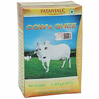 Patanjali Cows Ghee 1 ltr