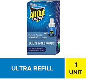 All Out Ultra Refill 45Ml( Pack of 2 )