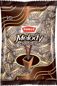 Parle Melody Chocolaty 195.5G( Pack of 2 )