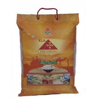 KLA 999 Pusa Basmati Rice,5 Kg