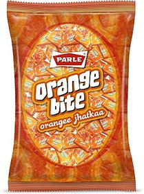 Parle Orange Bite 289G( Pack of 2 )