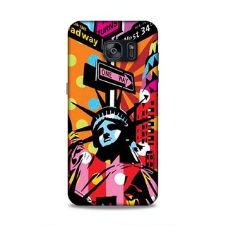 Printed Hard Case/Printed Back Cover for Samsung Galaxy S7 Edge