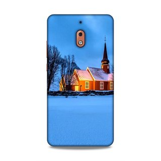 Printed Hard Case/Printed Back Cover for Nokia 2.1