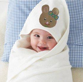 Baby Bath Towel With Hood
