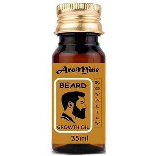 AroMine Beard Growth Royal Lily Hair Oil (35 ml)